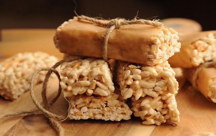 Snack fabulosos y energéticos para días intensos