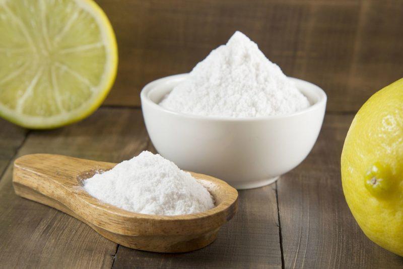 9 increíbles beneficios del bicarbonato de sodio y jugo de limón para curar