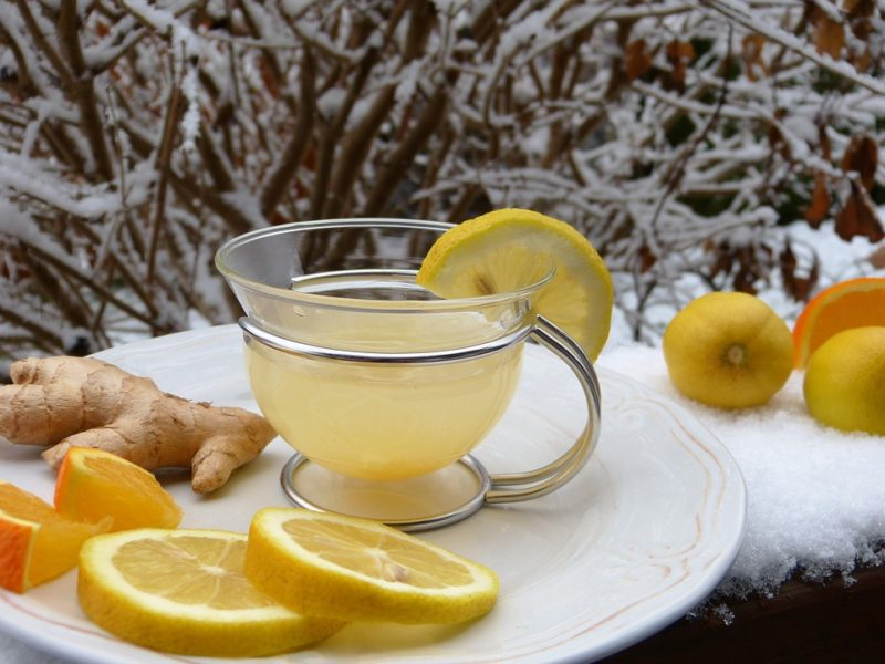 Efectivas hierbas naturales que deberías tomar en casa para la gripe