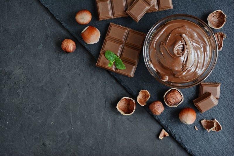 Nutella orgánica hecha en casa fácil y rápida sin aditivos