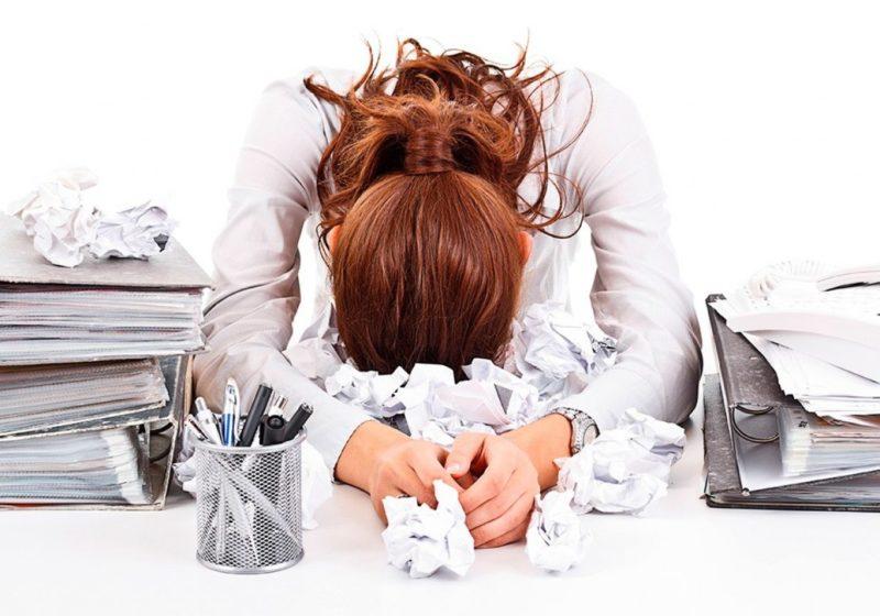 El extraño síndrome del burnout o estrés laboral +Infografía