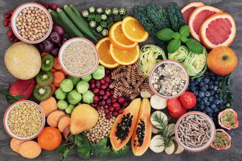 Fabulosa dieta y 11 superalimentos para la limpieza de colon