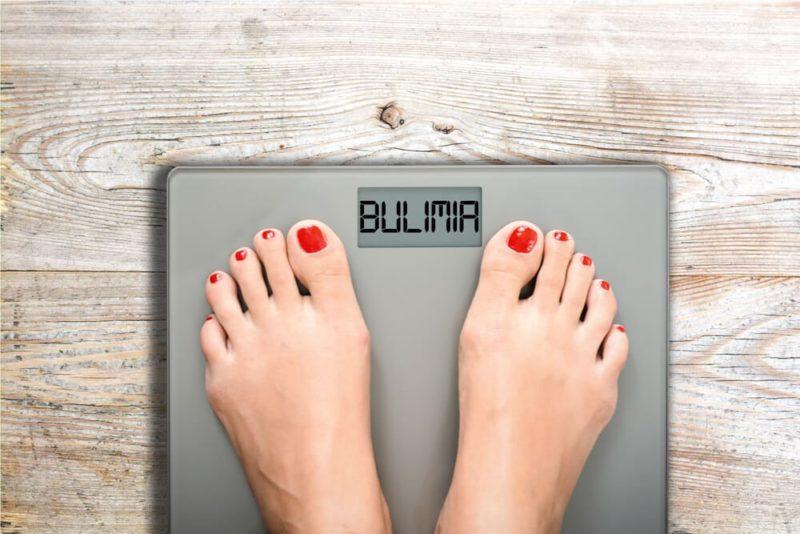 El trastorno alimentario de la bulimia puede causar la muerte